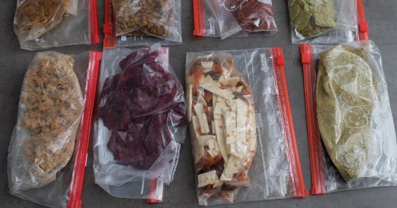 tips for planning backpacking meals