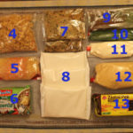 backpacking food for 7 days