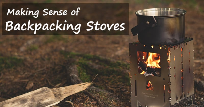 backpacking stove guide