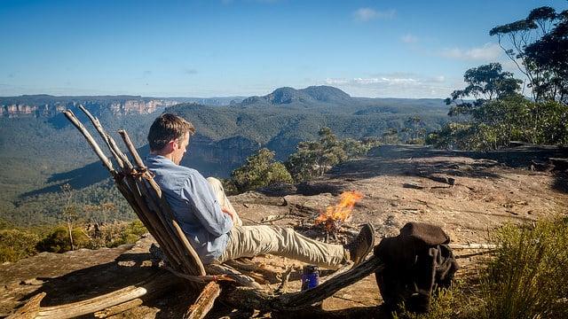 diy camping chair