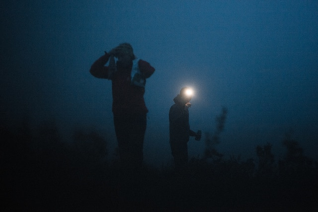 When hiking in the dark, the last thing you want is your headlamp battery to die on you!