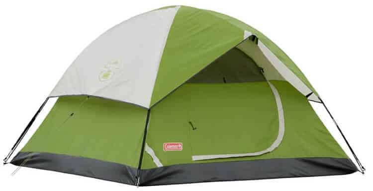 Coleman Sundome 4P Tent