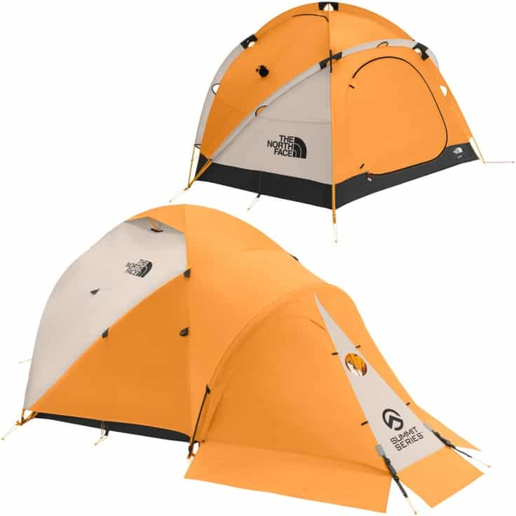 North Face VE 25  sc 1 st  Mom Goes C&ing & The 15 Minute Guide to Buying a Tent - Mom Goes Camping