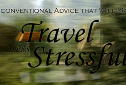 travel stress advice