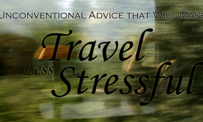 travel stress advice
