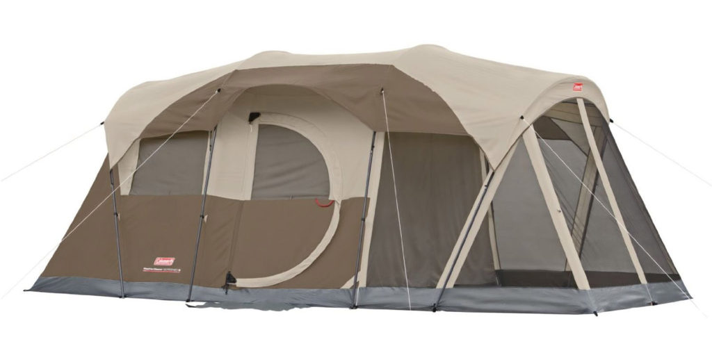 coleman weathermaster tent  sc 1 st  Mom Goes C&ing & The 15 Minute Guide to Buying a Tent - Mom Goes Camping