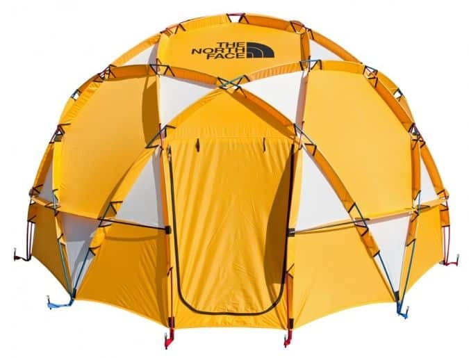 Geodesic tent  sc 1 st  Mom Goes C&ing & The 15 Minute Guide to Buying a Tent - Mom Goes Camping