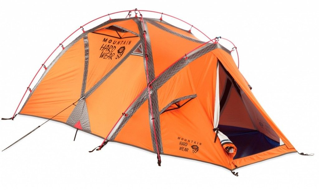 mountain hardware ev 2 tent