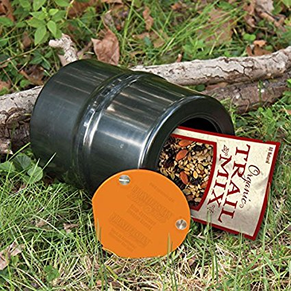 The Frontiersman Bear-Resistant canister