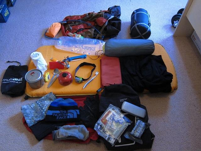 backpack shakedown 2