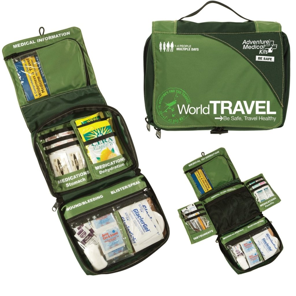 world traveler medical kit