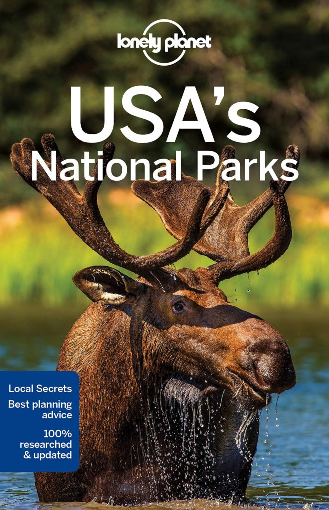 lonely planet national parks guide