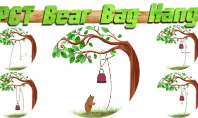 PCT bear hang instructions