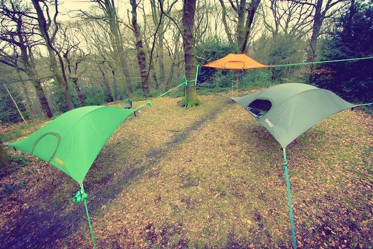 Tentsile hammock tree tent