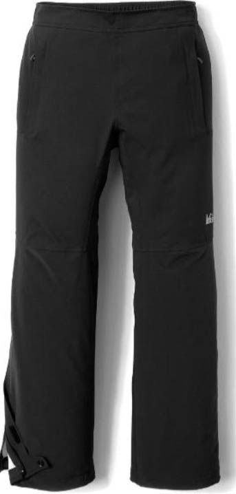 REI talusphere rain pants for women