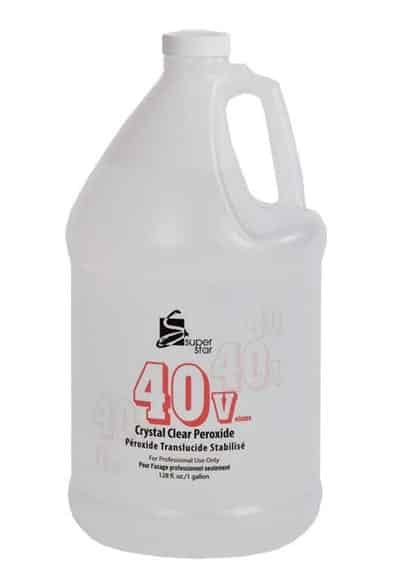 hydrogen peroxide 40%