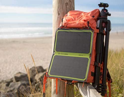 Goal Zero 14 watt portable solar panel