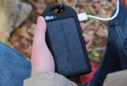 best portable solar chargers for camping hiking and backpacking