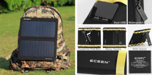 ECEEN solar charger