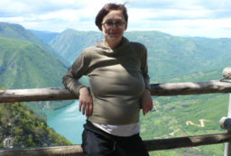 backpacking while pregnant
