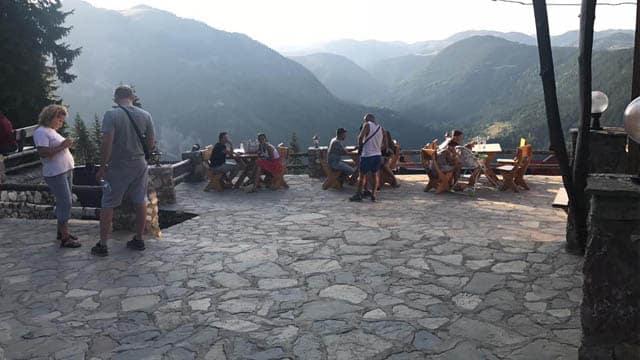 Restaurant Te Liqeni