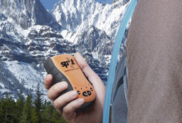 backpacking communication devices