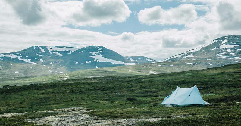 best trekking pole tents