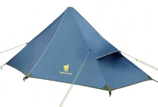 geertop trekking pole tent  sc 1 st  Mom Goes C&ing : hiking pole tent - memphite.com