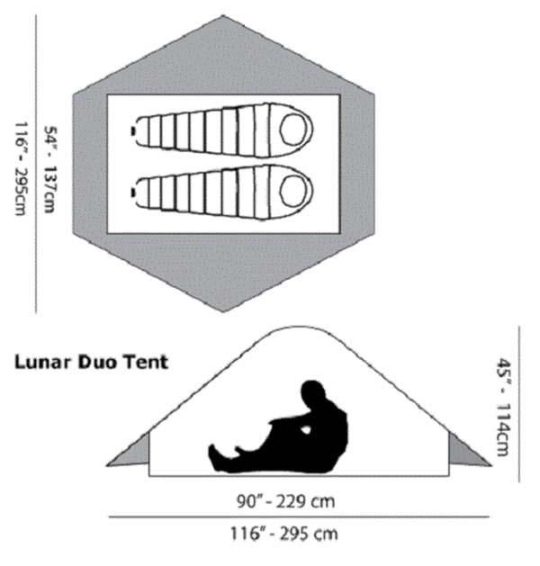 lunar duo explorer floor space
