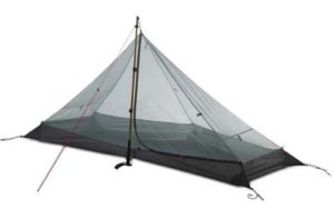 Mier 1 person trekking pole tent inner mesh