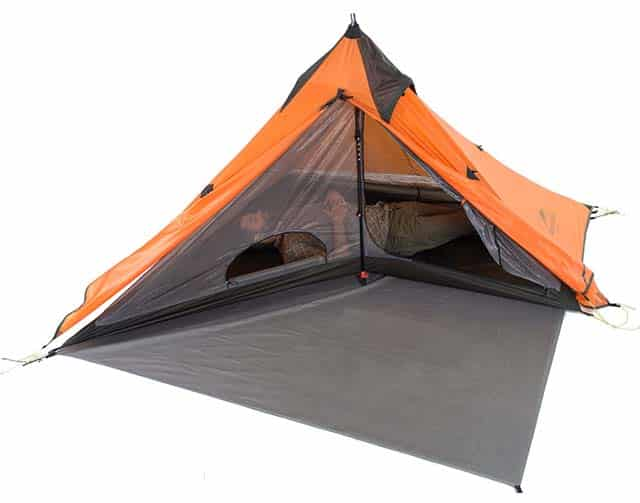 Nature Hike trekking pole tent