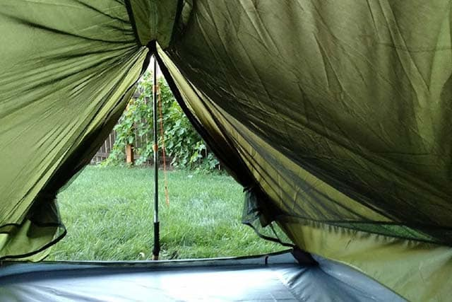 river country trekker 2.2 trekking pole tent