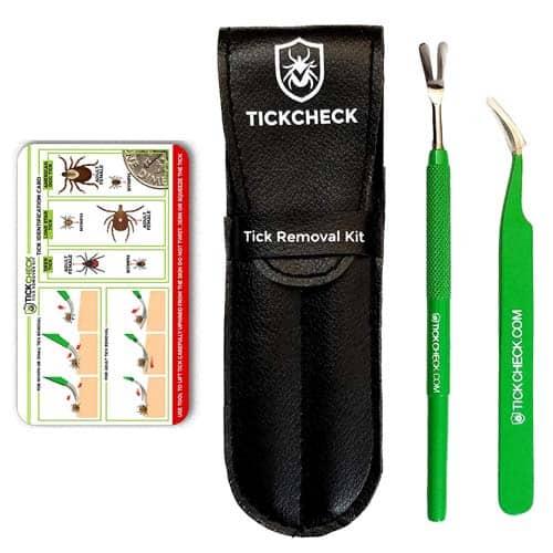 tickCheck tick removal tool set