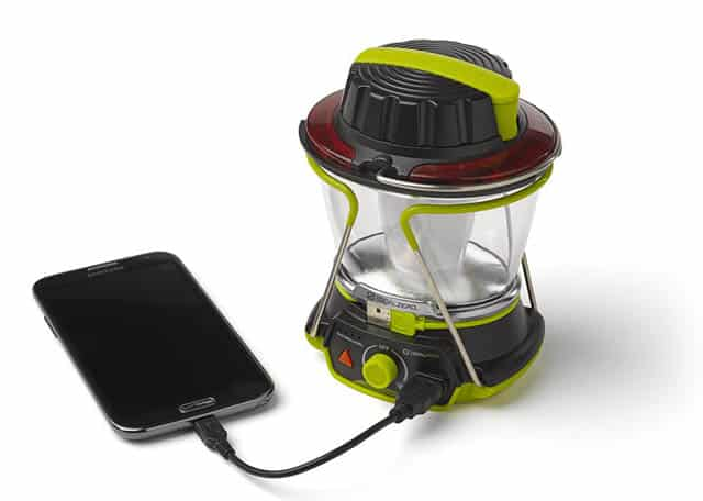 goal zero lighthouse solar lantern