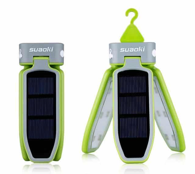 Suaoki solar lantern