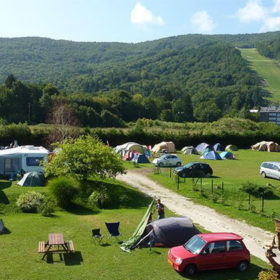 campgrounds in Slovenia