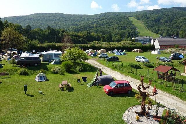 Terme 3000 campground Slovenia