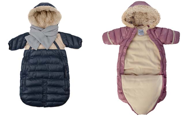7AM Duoduone baby sleeping bag for camping