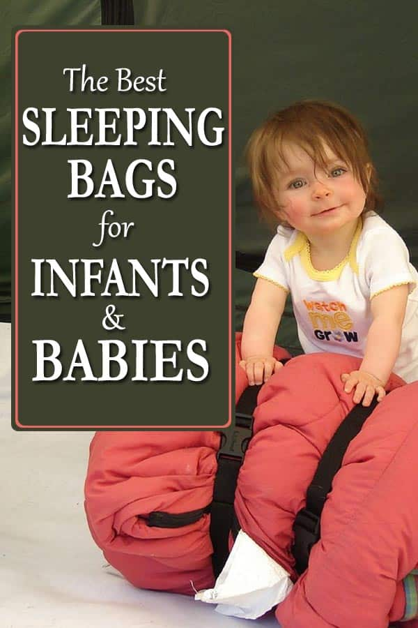 best sleeping bags for infants and babies