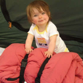 best baby sleeping bags camping