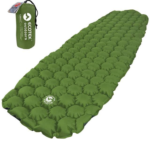 Ecotek sleeping pad