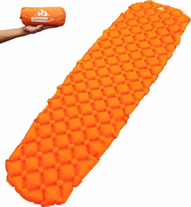outdoorsman sleeping pad