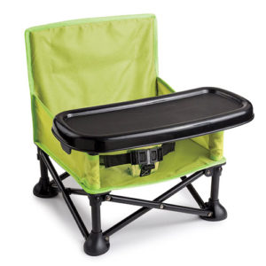 summer infant pop and sit portable booster seat