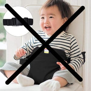 YISSVIC Portable Baby Feeding Chair Belt