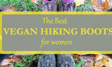 best vegan hiking boots for women