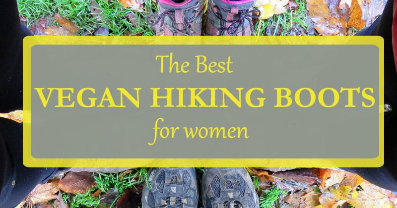 best vegan hiking boots for women