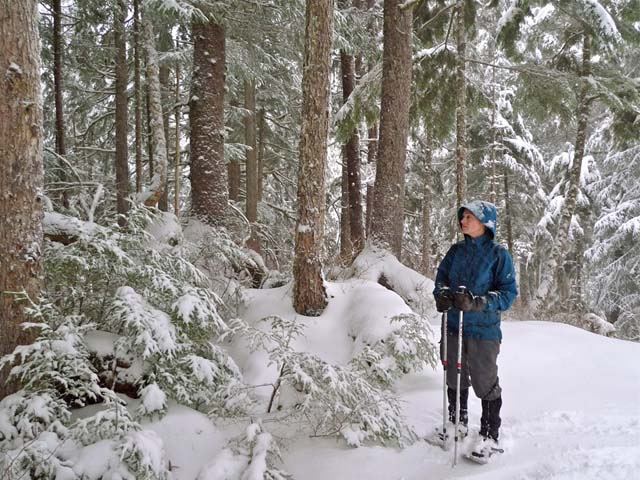tips for keeping hands warm when hiking in winter