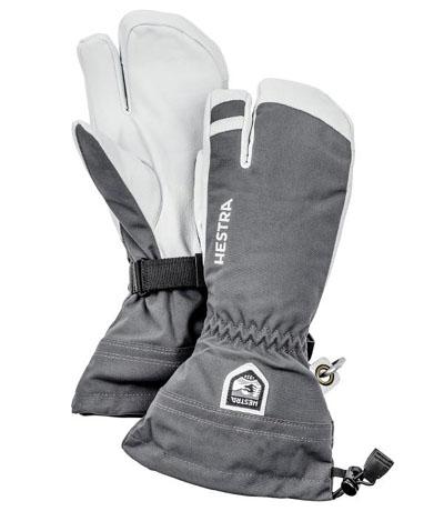 Hestra Gloves Heli Three-Finger Insulated Gloves