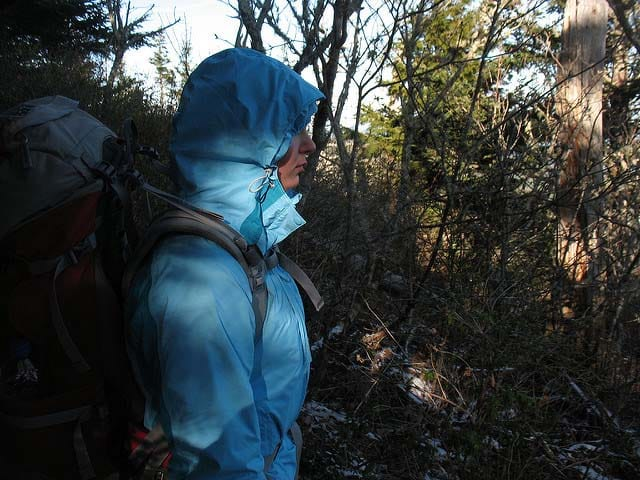 clothing for springtime hiking