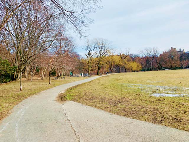 nature trails in the city